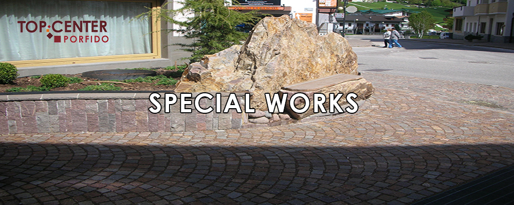 SPECIAL WORKS